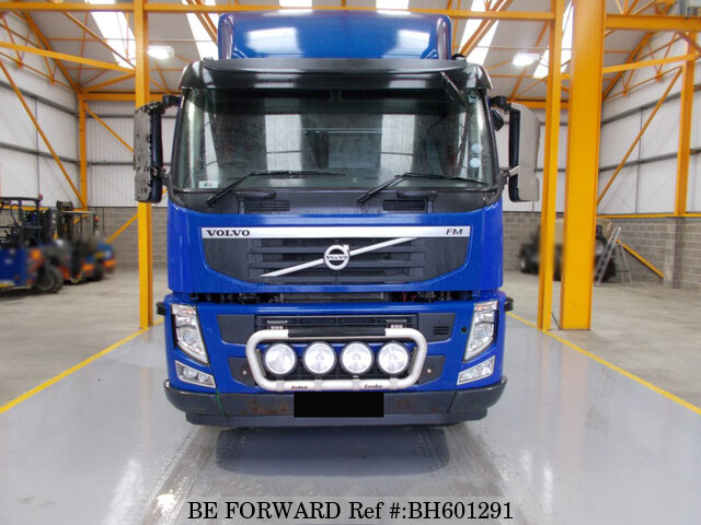 Used 2010 VOLVO FM  BH601291 for Sale
