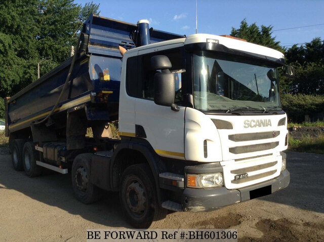 Used 2015 SCANIA P SERIES BH601306 for Sale