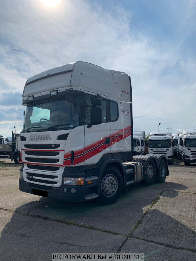Used 2011 SCANIA R SERIES BH601310 for Sale