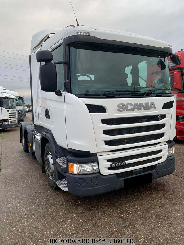 Used 2016 SCANIA G SERIES BH601313 for Sale