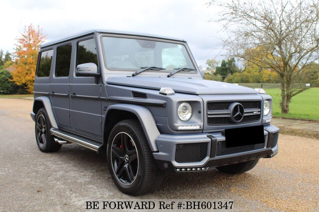 Used 2015 MERCEDES-BENZ G-CLASS BH601347 for Sale