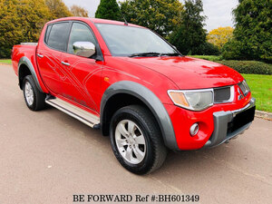 Used 2007 MITSUBISHI L200 BH601349 for Sale