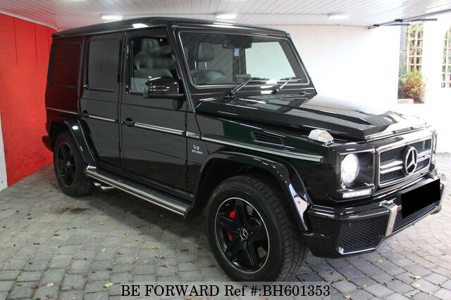 Used 2017 MERCEDES-BENZ G-CLASS BH601353 for Sale