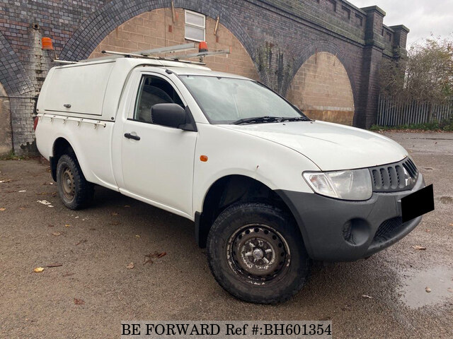 Used 2009 MITSUBISHI L200 BH601354 for Sale