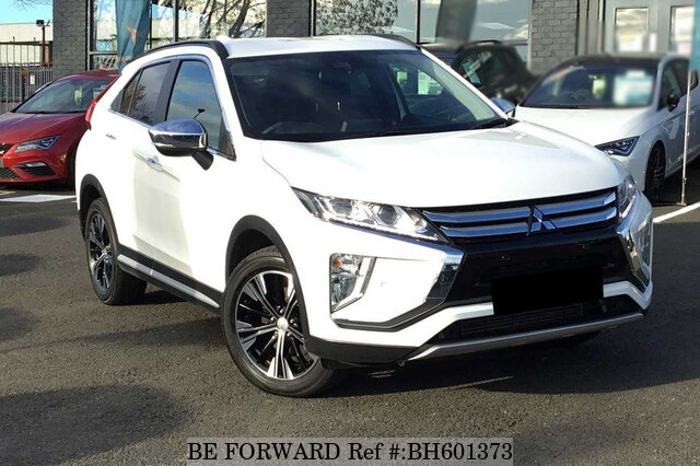 Used 2018 MITSUBISHI ECLIPSE CROSS BH601373 for Sale