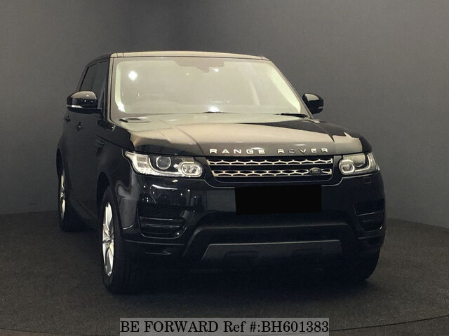 Used 2014 LAND ROVER RANGE ROVER SPORT BH601383 for Sale