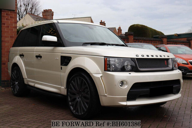 Used 2011 LAND ROVER RANGE ROVER SPORT BH601386 for Sale