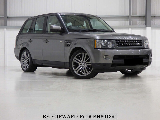 Used 2011 LAND ROVER RANGE ROVER SPORT BH601391 for Sale
