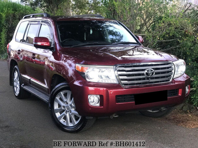 Used 2012 TOYOTA LAND CRUISER BH601412 for Sale