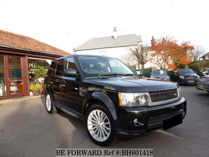 Used 2010 LAND ROVER RANGE ROVER SPORT BH601418 for Sale