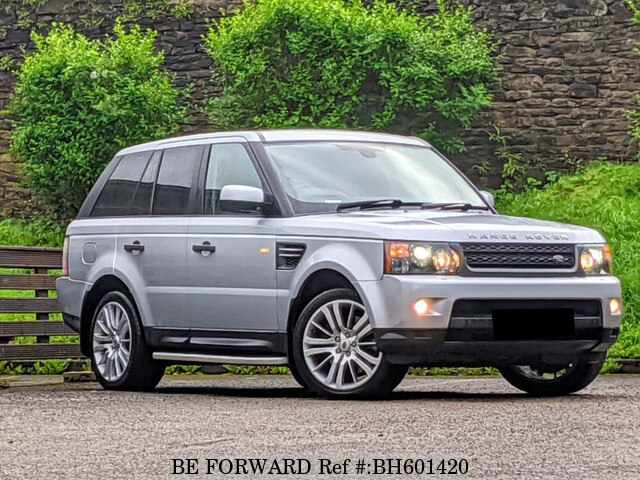 Used 2010 LAND ROVER RANGE ROVER SPORT BH601420 for Sale