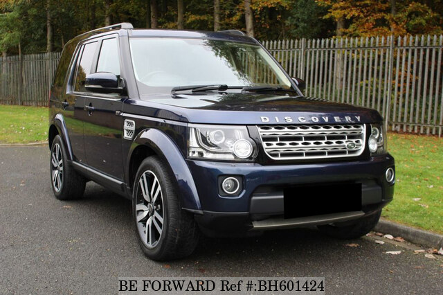 Used 2015 LAND ROVER DISCOVERY 4 BH601424 for Sale