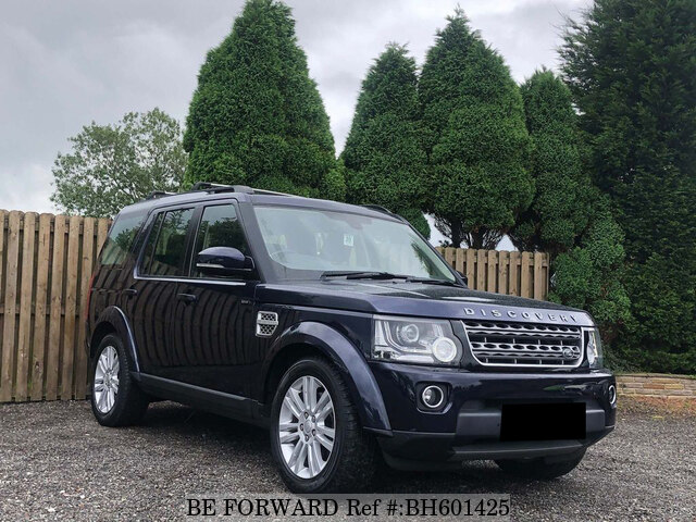 Used 2015 LAND ROVER DISCOVERY 4 BH601425 for Sale