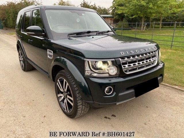Used 2015 LAND ROVER DISCOVERY 4 BH601427 for Sale