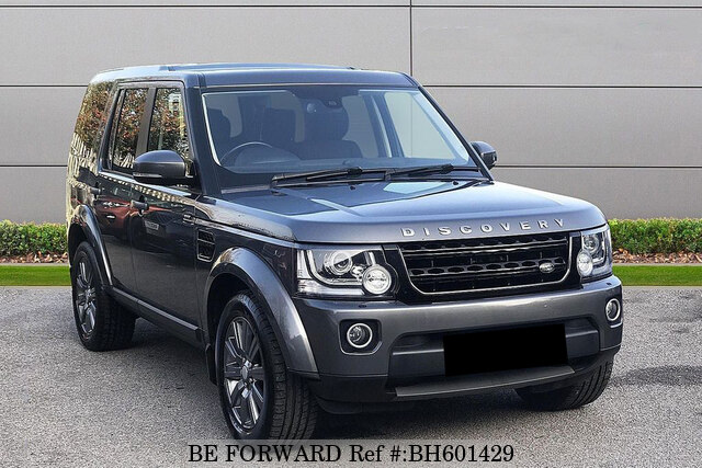 Used 2015 LAND ROVER DISCOVERY 4 BH601429 for Sale