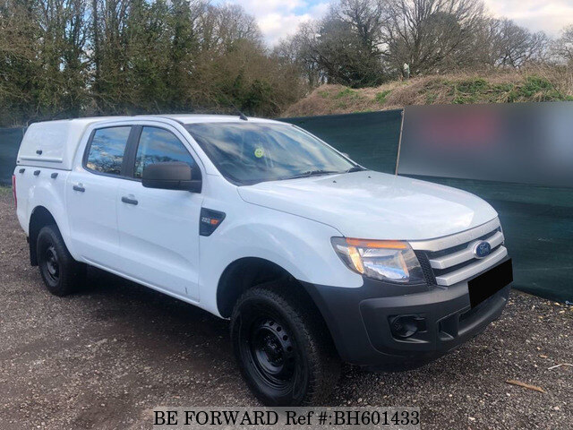 Used 2014 FORD RANGER BH601433 for Sale