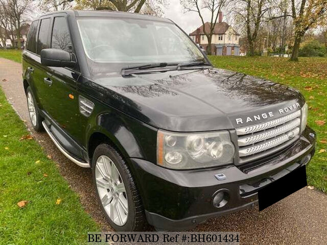 Used 2005 LAND ROVER RANGE ROVER SPORT BH601434 for Sale