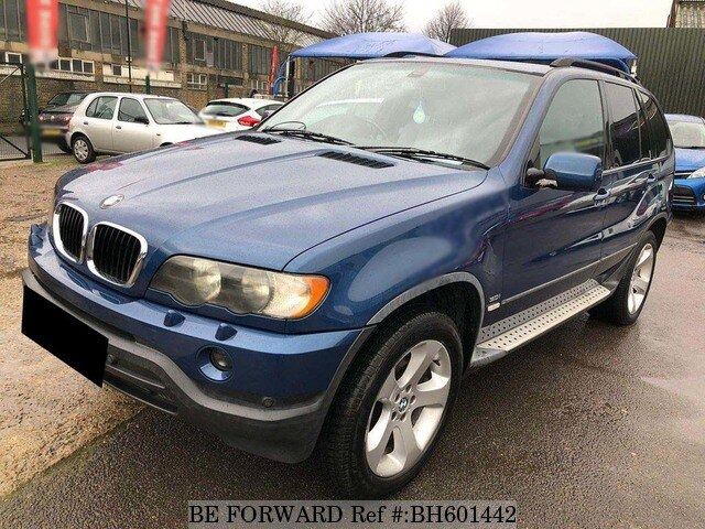 Used 2001 BMW X5 BH601442 for Sale