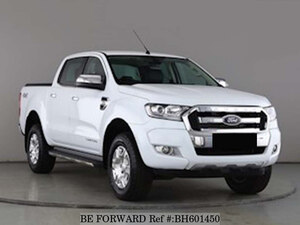 Used 2016 FORD RANGER BH601450 for Sale