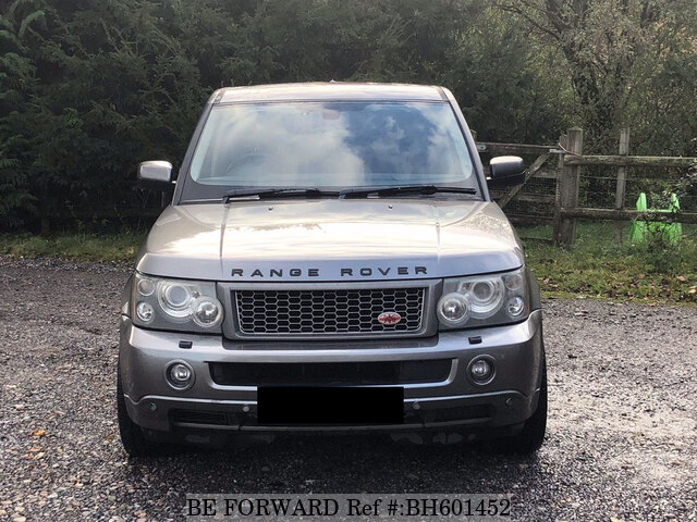 Used 2007 LAND ROVER RANGE ROVER SPORT BH601452 for Sale