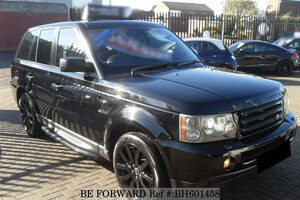 Used 2007 LAND ROVER RANGE ROVER SPORT BH601458 for Sale