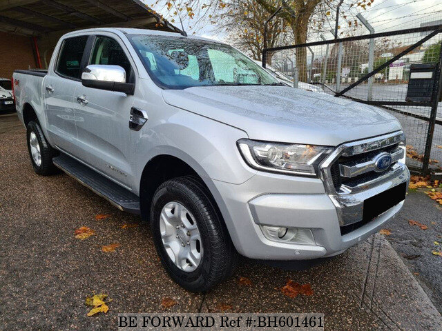 Used 2016 FORD RANGER BH601461 for Sale