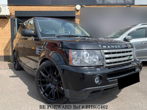 Used 2008 LAND ROVER RANGE ROVER SPORT BH601462 for Sale