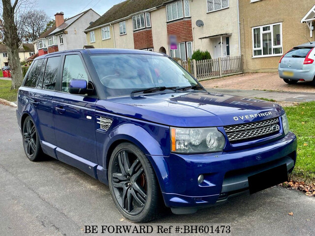 Used 2010 LAND ROVER RANGE ROVER SPORT BH601473 for Sale