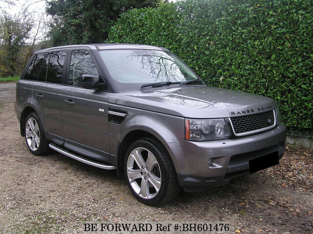 Used 2010 LAND ROVER RANGE ROVER EVOQUE BH601476 for Sale