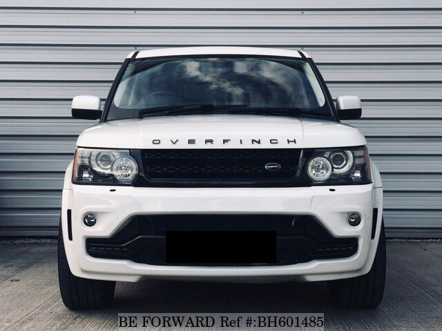 Used 2010 LAND ROVER RANGE ROVER SPORT BH601485 for Sale