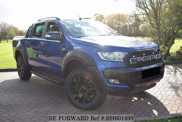 Used 2018 FORD RANGER BH601495 for Sale