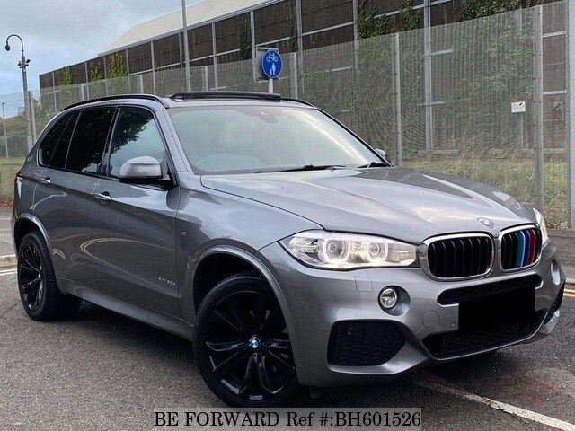 Used 2015 BMW X5 BH601526 for Sale