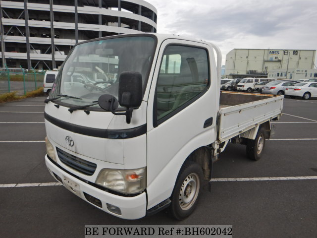 Used 2005 TOYOTA DYNA TRUCK BH602042 for Sale
