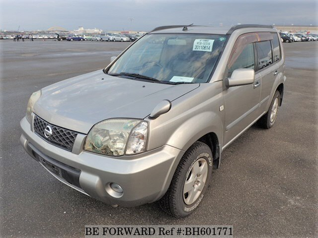 Used 2005 NISSAN X-TRAIL BH601771 for Sale