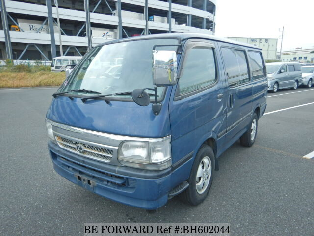 Used 2001 TOYOTA HIACE VAN BH602044 for Sale