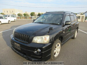 Used 2005 TOYOTA KLUGER BH601937 for Sale