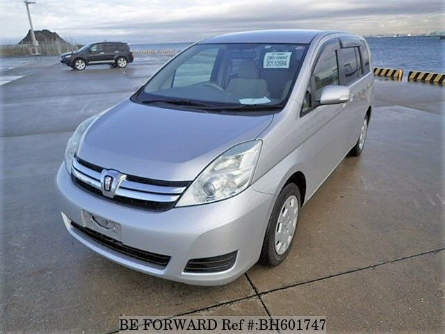 Used 2012 TOYOTA ISIS BH601747 for Sale