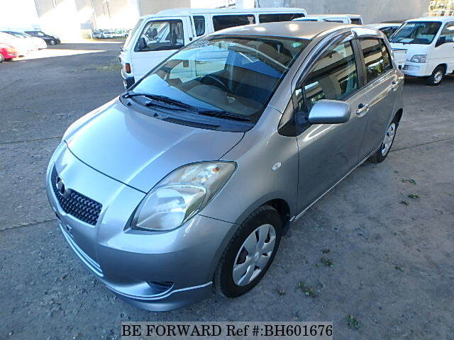 Used 2006 TOYOTA VITZ BH601676 for Sale