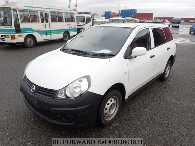 Used 2015 NISSAN AD VAN BH601831 for Sale