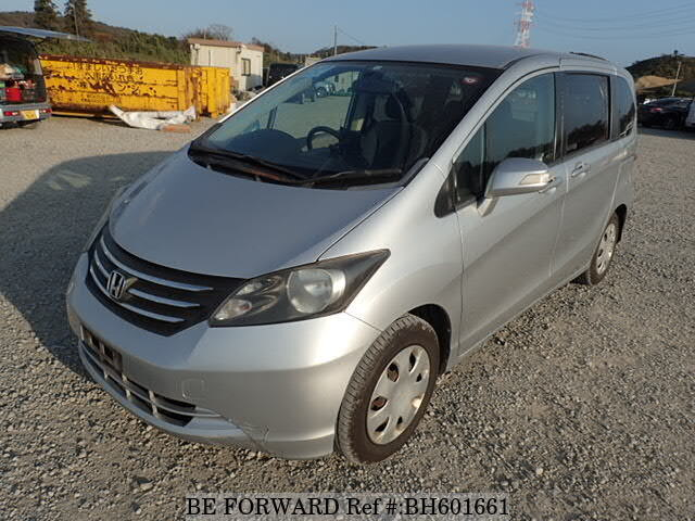 Used 2008 HONDA FREED BH601661 for Sale