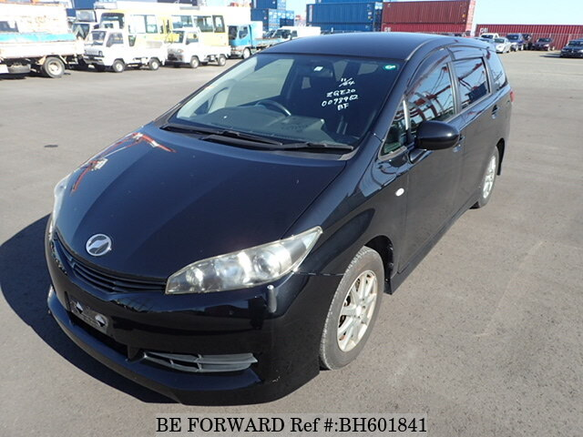 Used 2011 TOYOTA WISH BH601841 for Sale
