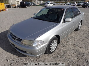 Used 2000 TOYOTA CARINA BH601670 for Sale