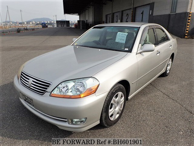 Used 2004 TOYOTA MARK II BH601901 for Sale