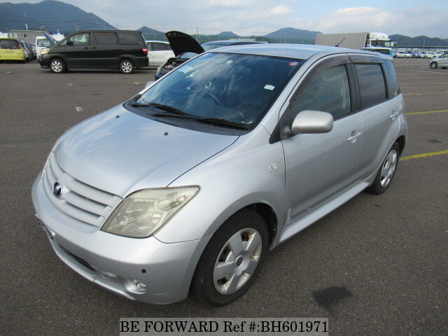 Used 2006 TOYOTA IST BH601971 for Sale