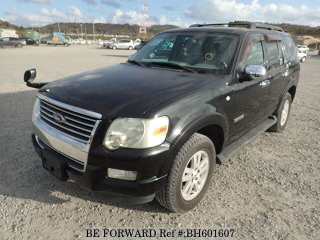 Used 2007 FORD EXPLORER BH601607 for Sale