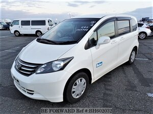 Used 2011 HONDA FREED BH602032 for Sale