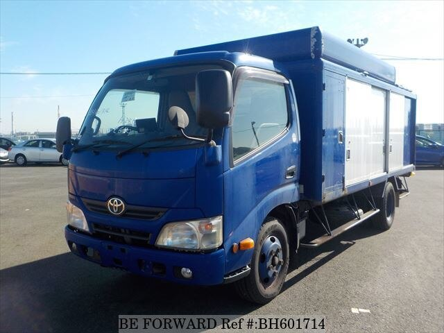 Used 2011 TOYOTA TOYOACE BH601714 for Sale