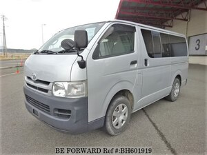 Used 2010 TOYOTA HIACE VAN BH601919 for Sale