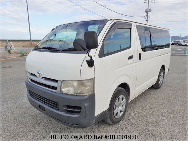 Used 2006 TOYOTA REGIUSACE VAN BH601920 for Sale