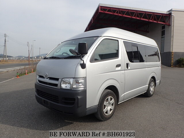Used 2008 TOYOTA HIACE VAN BH601923 for Sale